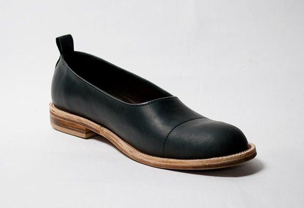 Новая марка: Кожаная обувь Ali Saulidi. Изображение № 5.