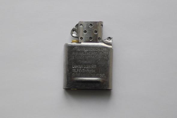 Мужская разборка: Из чего состоит зажигалка Zippo. Изображение № 10.