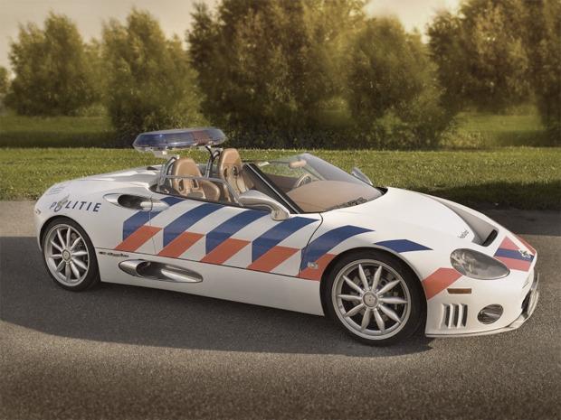 Полицейский беспредел: Самые навороченные авто на службе полиции разных стран. Изображение № 31.