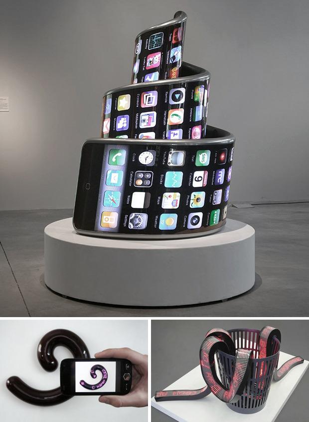 Сайнс-арт: Как научные исследования становятся объектами современного искусства. Изображение № 7.