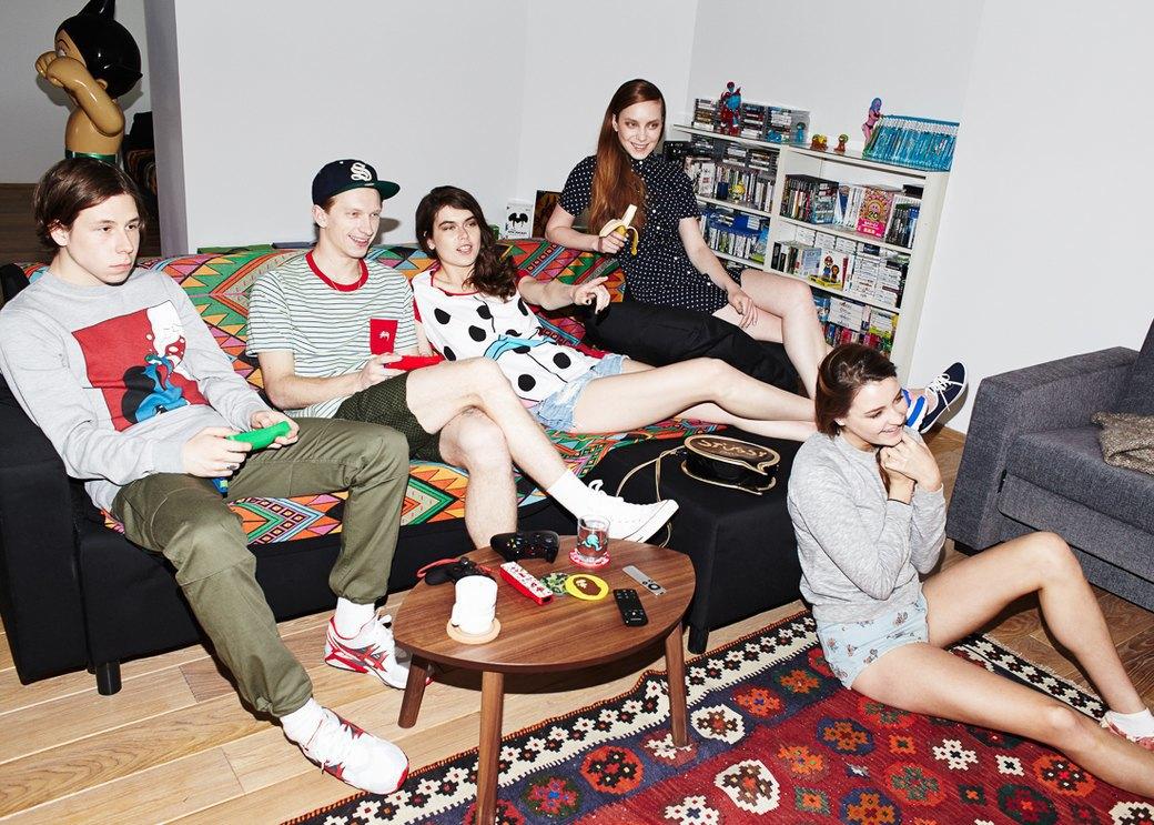 Магазин Kixbox выпустил летний лукбук. Изображение № 12.