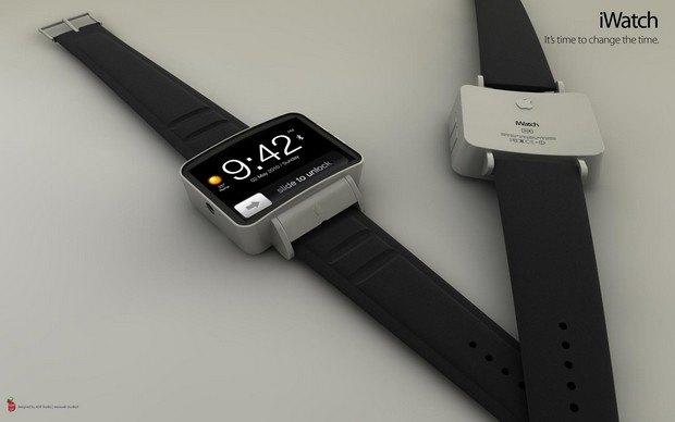 Apple и Intel, возможно, разрабатывают «умные» часы. Изображение № 6.