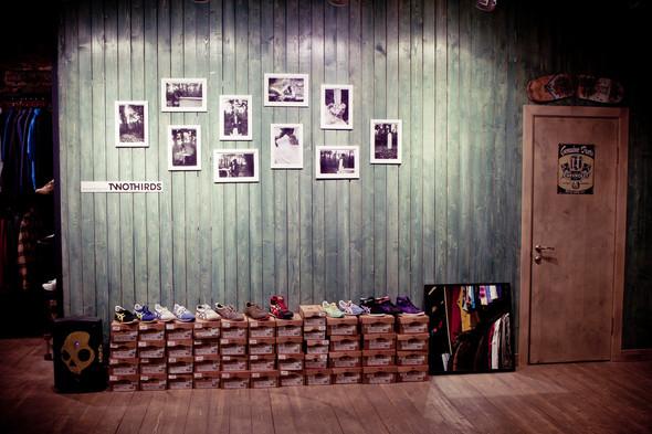 Новое пространство магазина Konkrete Store. Изображение № 12.