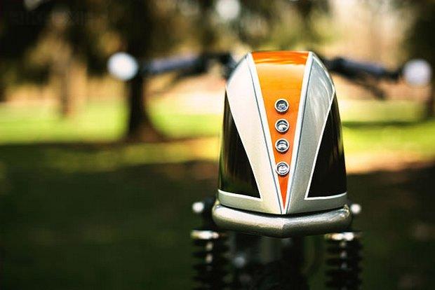 Американская мастерская Analog Motorcycles представила кастомный мотоцикл Riverside Racer. Изображение № 7.