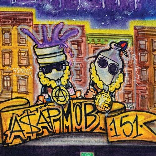 Хип-хоп-группировка A$AP Mob и издание Frank151 выпустили книгу о Гарлеме. Изображение № 4.