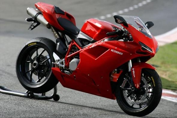 Новый супербайк Ducati Panigale и история его предшественников. Изображение № 16.
