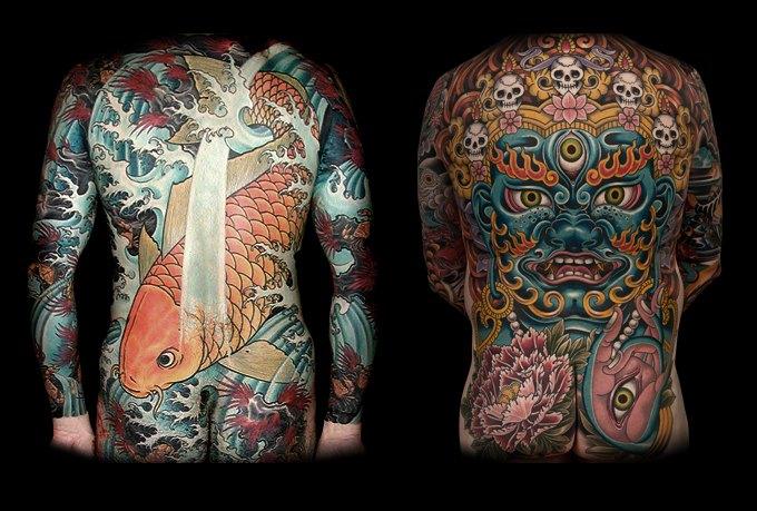 Путеводитель по культуре японских татуировок. Изображение № 21.