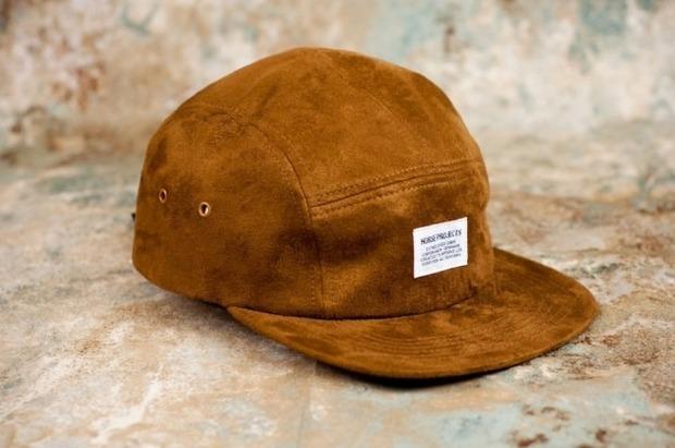 Датская марка Norse Projects представила новую коллекцию кепок. Изображение № 11.