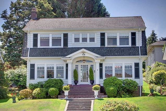 Дом Лоры Палмер из сериала «Твин Пикс» выставлен на продажу. Изображение № 1.