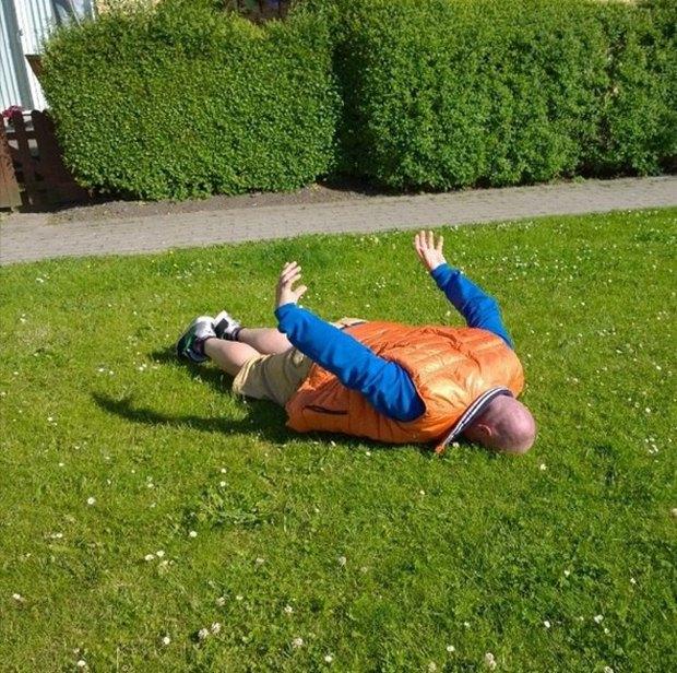 Летучий голландец: Робин ван Перси как новый интернет-мем. Изображение № 31.