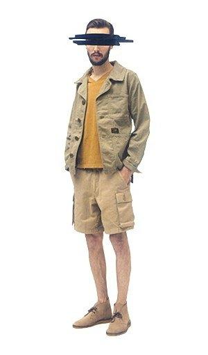 Марка Wtaps опубликовала лукбук весенней коллекции одежды. Изображение № 11.