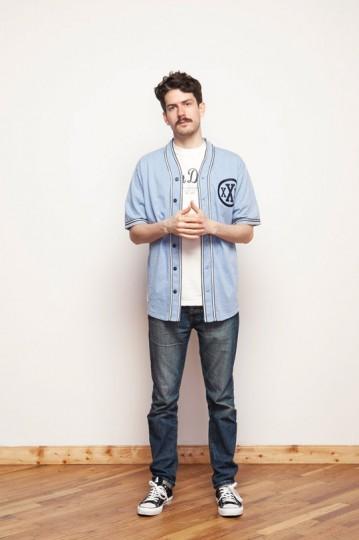 Американская марка 10.Deep выпустила лукбук весенней коллекции одежды. Изображение № 5.