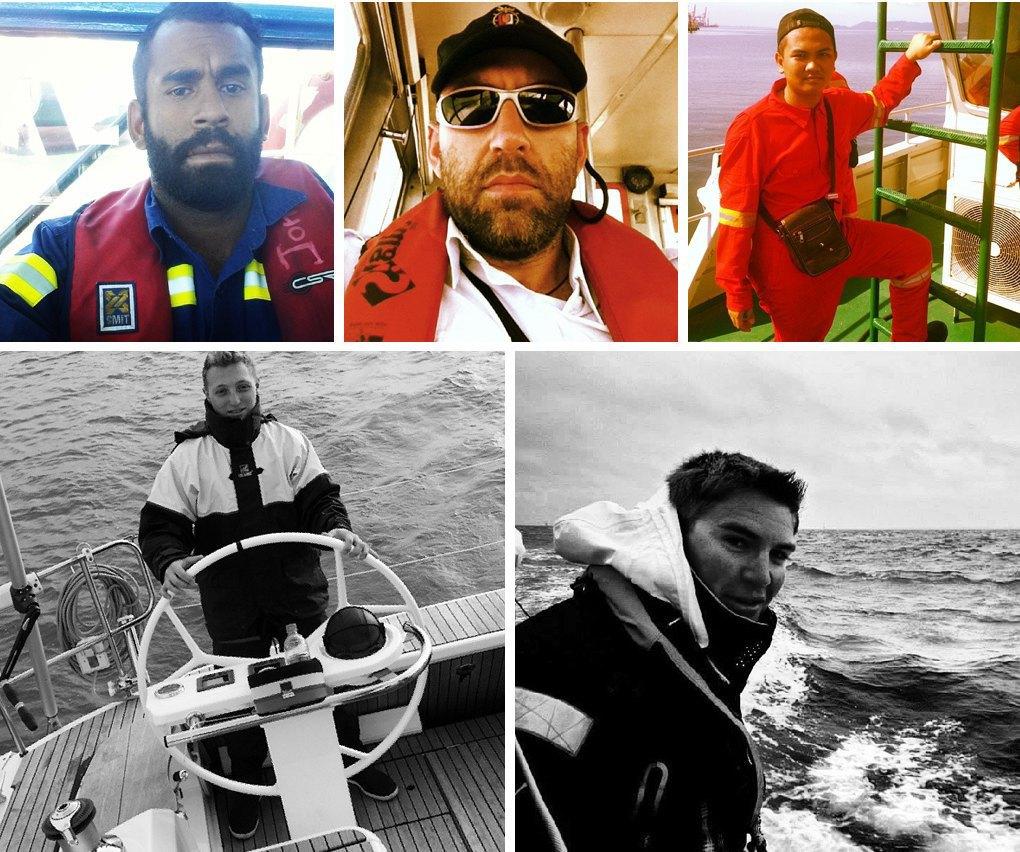 Что публикуют в своих Instagram моряки разных стран. Изображение № 5.