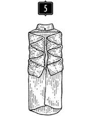 How to: Как сложить рубашку. Изображение №6.