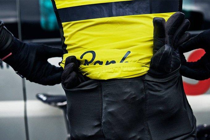 Велосипедная марка Rapha опубликовала осенне-зимний лукбук. Изображение № 15.