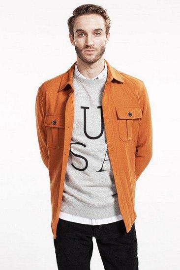 Марка Saturdays Surf NYC выпустила лукбук осенней коллекции одежды. Изображение № 1.