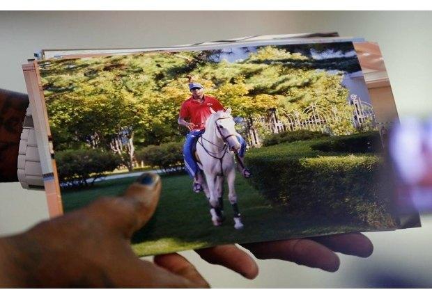 Деннис Родман поделился фотографиями из КНДР. Изображение № 3.