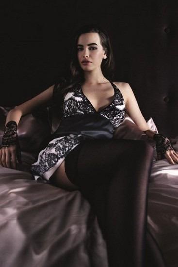 Австралийская модель Сара Стивенс снялась в рекламе марки Myla. Изображение № 7.