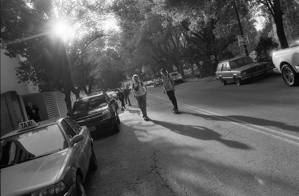 Фотоблог скейтера: Алексей Лапин о поездках в Мексику и Белоруссию. Изображение № 5.
