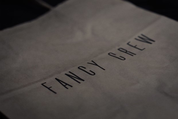 В Москве открывается новый мужской магазин Fancy Crew. Изображение № 2.