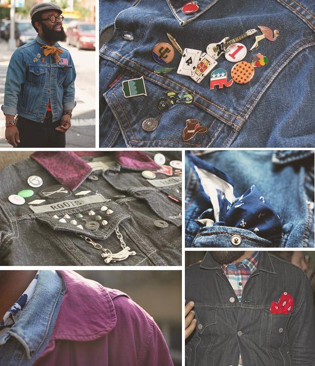 История и классические модели джинсовых курток. Изображение № 12.