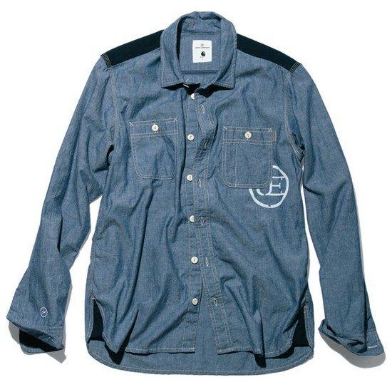 Марки Carhartt WIP и Uniform Experiment представили совместную коллекцию одежды. Изображение № 1.