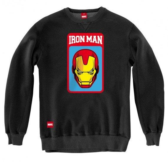 Британская марка Addict представила коллекцию одежды с героями комиксов Marvel. Изображение № 4.