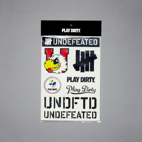 Американская марка Undefeated выпустила весеннюю коллекцию одежды. Изображение № 6.