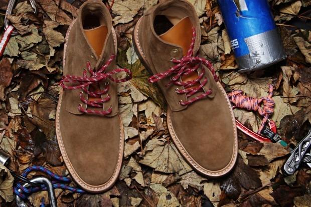 Марка Tricker's и магазин End Hunting Co выпустили совместную коллекцию обуви. Изображение № 4.