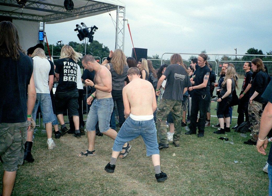 Убийцы: Как выглядят фанаты главной в мире метал-группы. Изображение № 11.