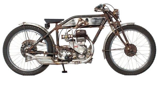 Мастерская Deus Ex Machina устроила голосование за свой лучший кастомный мотоцикл. Изображение № 7.