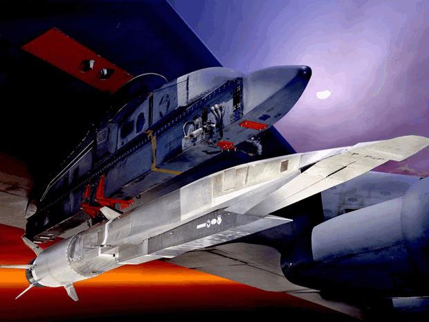 Американцы испытали сверхзвуковой летательный аппарат, неуязвимый для систем ПВО. Изображение № 4.