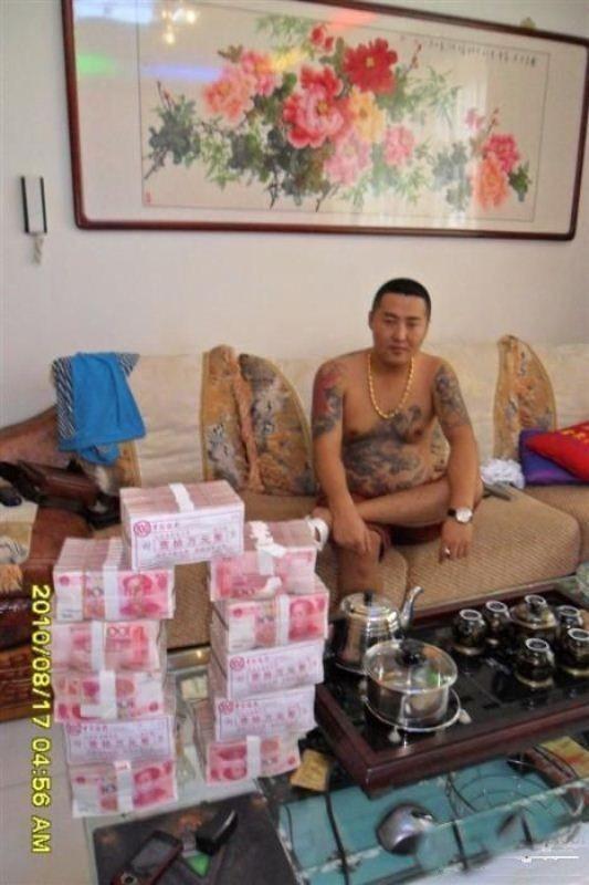 Китайский бандит потерял телефон с коллекцией личных фото: смотрим и обсуждаем. Изображение № 15.