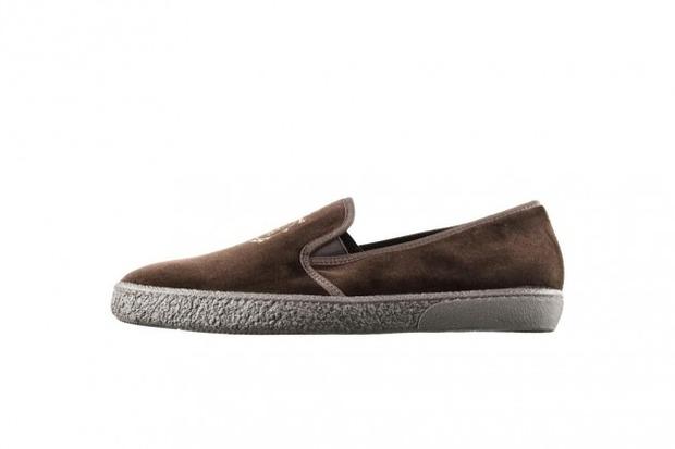 Марка A.P.C. представила коллекцию зимней обуви . Изображение № 2.