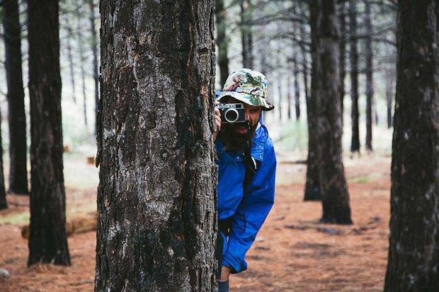 Марка The Quiet Life опубликовала лукбук праздничной коллекции Grizzly Clif. Изображение № 2.