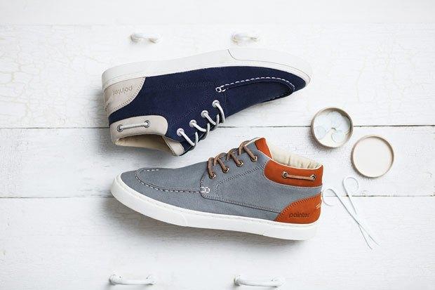 Марка Pointer опубликовала лукбук новой коллекции обуви. Изображение № 2.