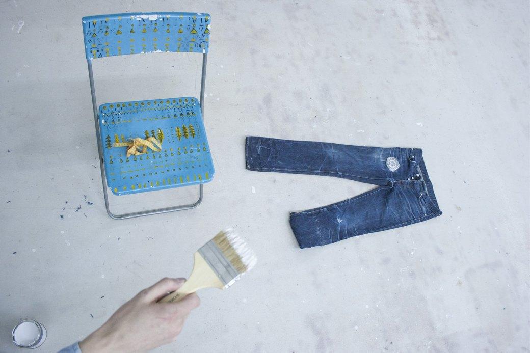 Как кастомизировать любимую пару джинсов. Изображение № 12.