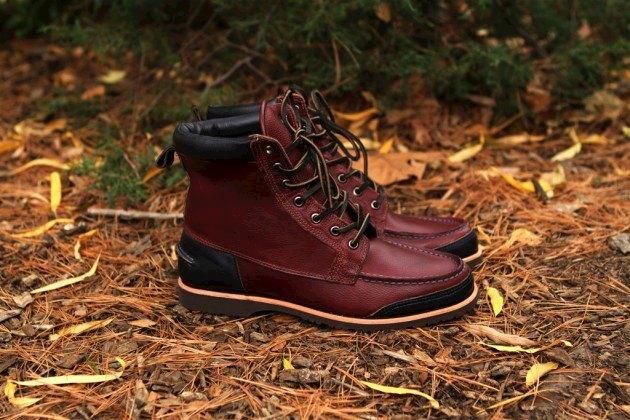 Дизайнер Ронни Фиг и марка Sebago представили осенне-зимнюю коллекцию обуви. Изображение № 6.