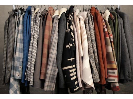 Марка Pendleton выпустила осеннюю коллекцию одежды. Изображение № 8.