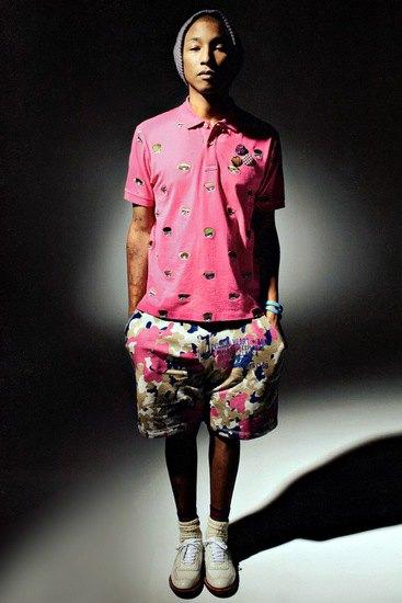 Марки Billionaire Boys Club и A Bathing Ape представили совместную коллекцию одежды. Изображение № 2.