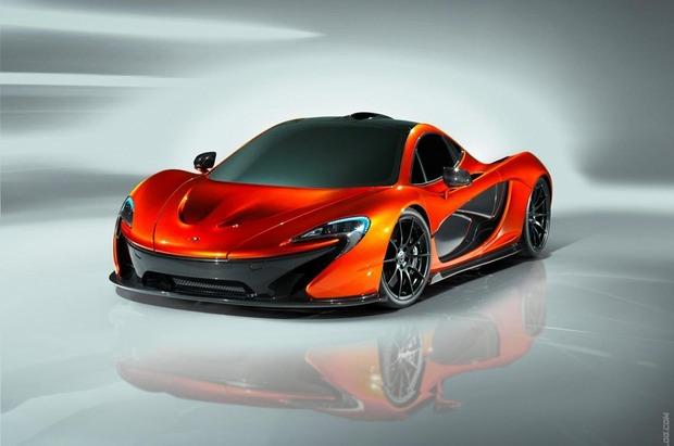 McLaren выпускает новый суперкар P1. Изображение № 1.