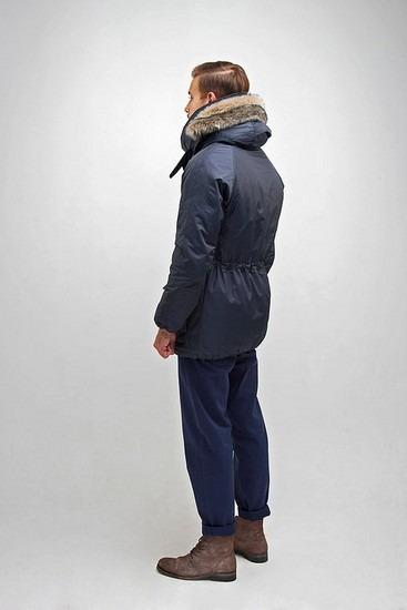 Петербургская марка Devo опубликовала лукбук зимней коллекции одежды. Изображение № 24.