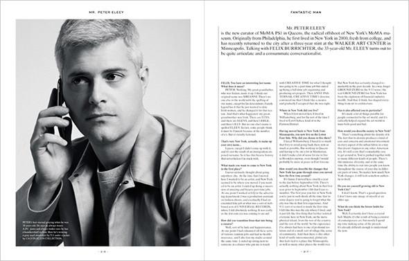 Изображение 10. Men's Digest: обложка Fantastic Man, блог Free/Man о мужских браслетах, распродажа Code7.. Изображение № 10.
