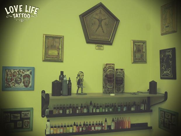 Репортаж из нового помещения Love Life Tattoo. Изображение № 1.