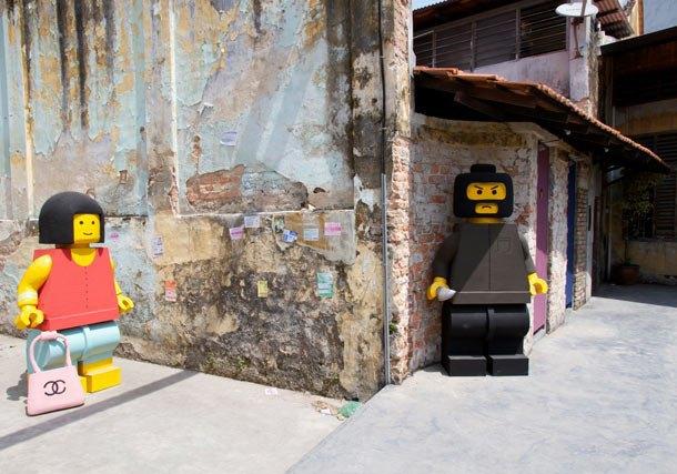 Граффити-художник из Литвы выпустил фильм об уличном искусстве в Малайзии. Изображение № 1.