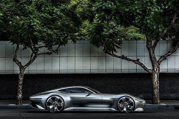 В США воплотят в жизнь суперкар Mercedes-Benz AMG Vision из игры Gran Turismo. Изображение № 3.
