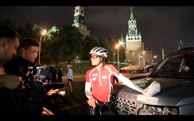 Стартовал велопробег Москва — Владивосток Race Across Russia 2013. Изображение № 3.