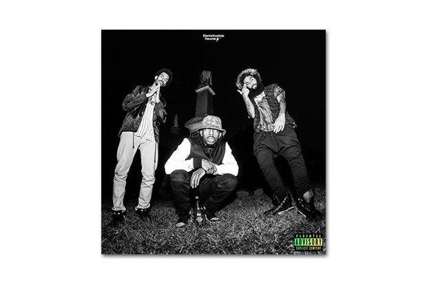 Хип-хоп-коллектив Flatbush Zombies выпустил новый микстейп. Изображение № 1.