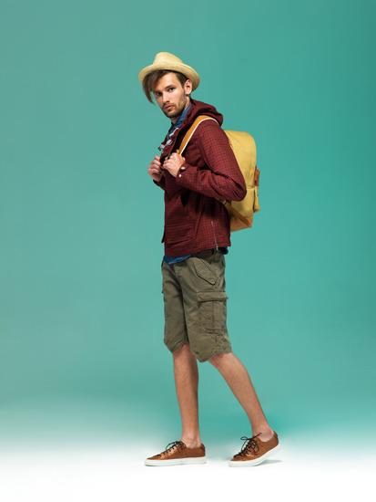 Марка Grunge John Orchestra. Explosion опубликовала лукбук новой коллекции одежды . Изображение № 3.