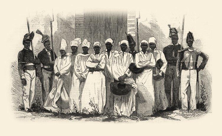 Национальный транс: Культура и магия гаитянского вуду. Изображение № 1.